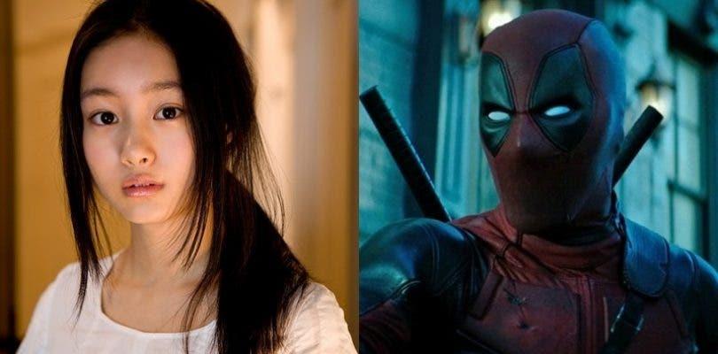 Shiori Kutsuna se une al reparto de Deadpool 2 en un papel clave