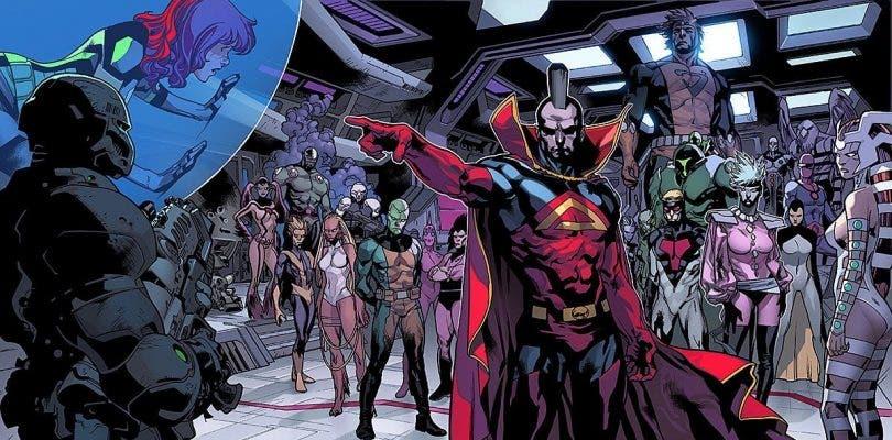 El imperio Shi'Ar podría estar presente en X-Men: Dark Phoenix