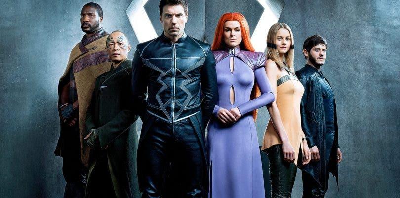 La primera temporada de Inhumans termina su fase de producción