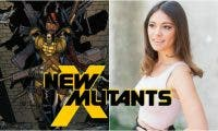 La actriz Blu Hunt será Moonstar en New Mutants
