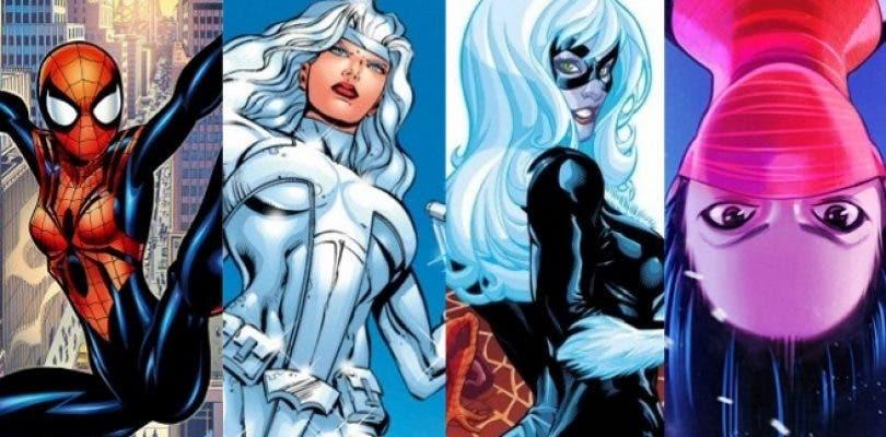 Sony estaría preparando una película grupal con heroínas de Marvel