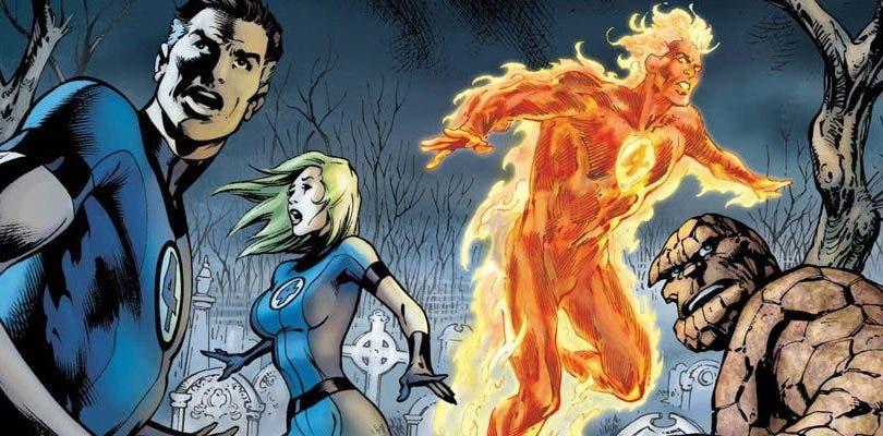 Marvel Games podría estar preparando un juego sobre los Cuatro Fantásticos