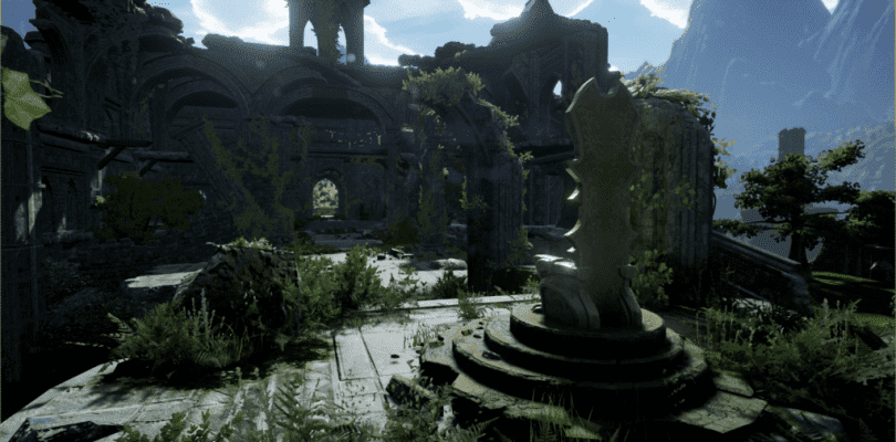 Ashes of Creation ha cuadruplicado su meta inicial de Kickstarter