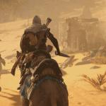 Mostrados 20 minutos más de gameplay de Assassin's Creed Origins a 4K