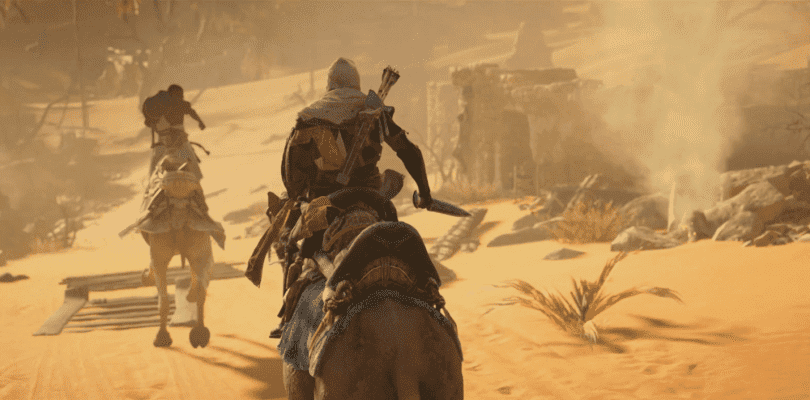 El mundo de Assassin's Creed Origins será comparable al de Black Flag