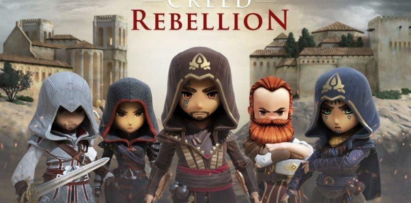 Ubisoft anuncia Assassin's Creed Rebellion para dispositivos móviles