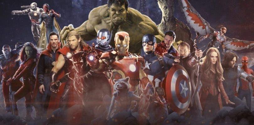 Avengers: Infinity War tendrá una escena con más de 30 personajes