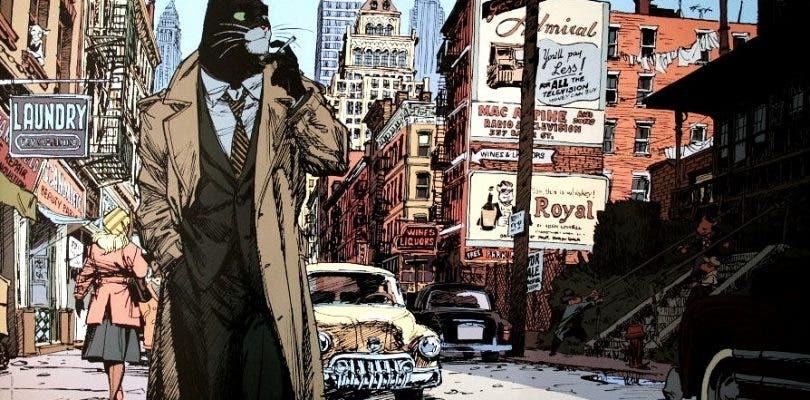 Pendulo Studios adaptará el cómic Blacksad en un videojuego
