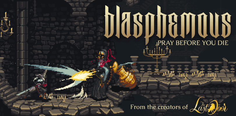 Blasphemous llegará a Xbox One, PlayStation 4 y Nintendo Switch