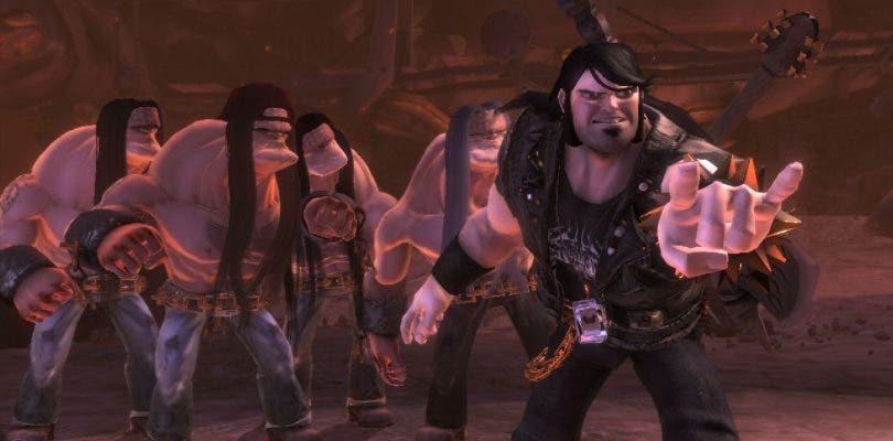 Tim Schafer afirma que Brutal Legend 2 será una realidad