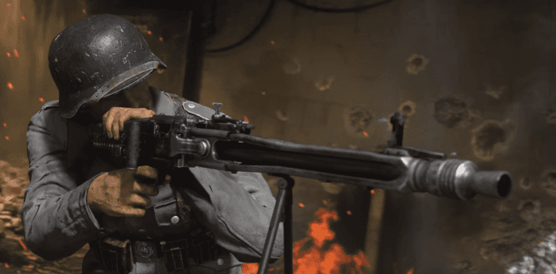 Tráiler revelación del multijugador de Call of Duty: WWII