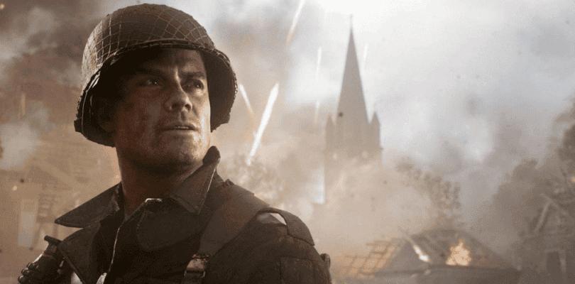 La campaña de Call of Duty: WWII dura aproximadamente 5 horas