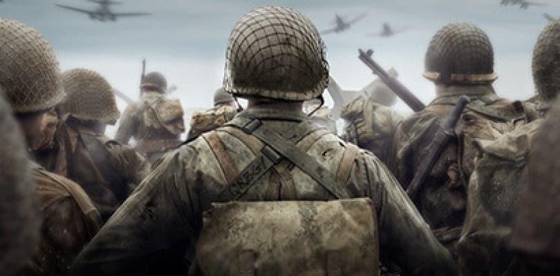 PlayStation habla sobre las cinco divisiones de Call of Duty: WW II