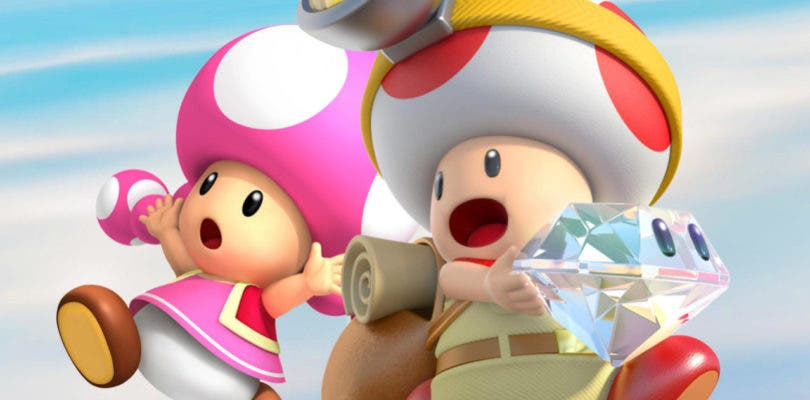 Este es el espacio que ocupará Captain Toad: Treasure Tracker en Nintendo Switch