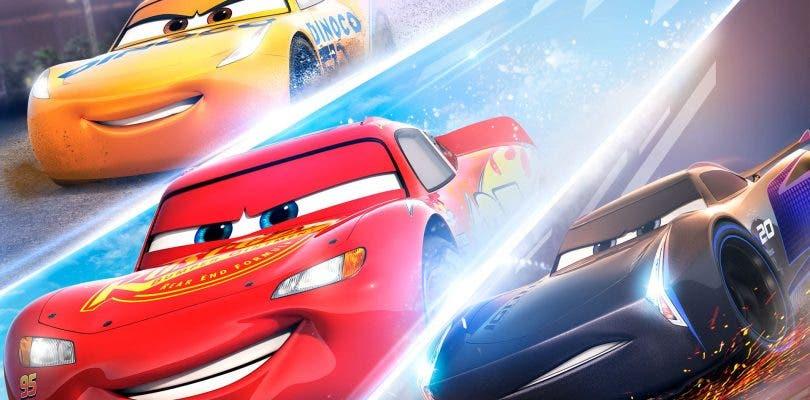 Jugamos a Cars 3: Hacia la victoria y te revelamos sus secretos