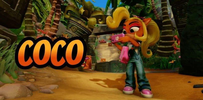 Coco será un personaje jugable en Crash Bandicoot N. Sane Trilogy
