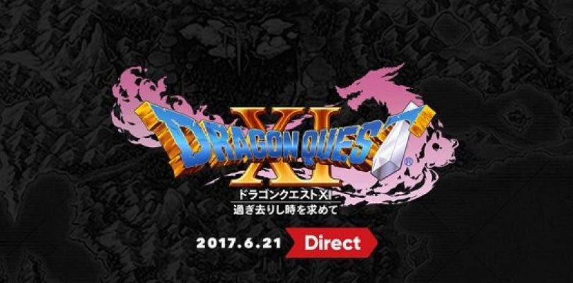 Este miércoles habrá un Nintendo Direct enfocado en Dragon Quest XI