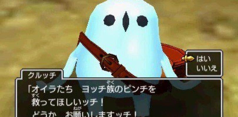 Dragon Quest XI para Nintendo 3DS se luce en nuevas imágenes