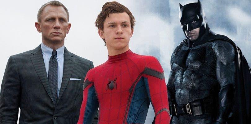 Tom Holland desearía interpretar a James Bond o Batman