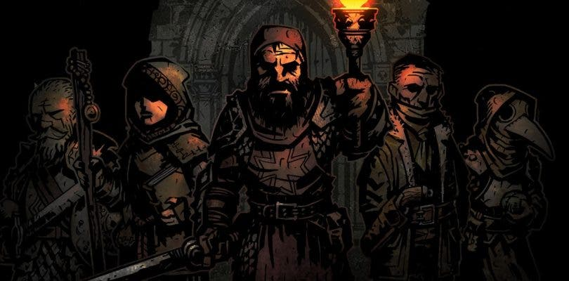 Darkest Dungeon – The Crimson Court celebra su lanzamiento con vídeo