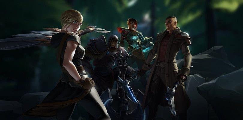 La beta abierta de Dauntless ya está disponible en PC