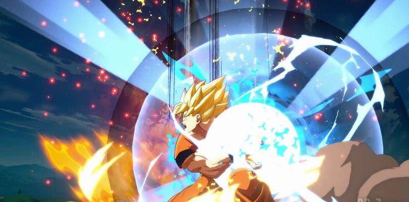 Dragon Ball FighterZ ofrece la descripción técnica de sus luchadores