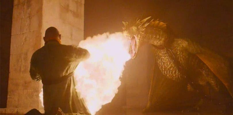Juego de Tronos batirá el récord de serie con más gente en llamas
