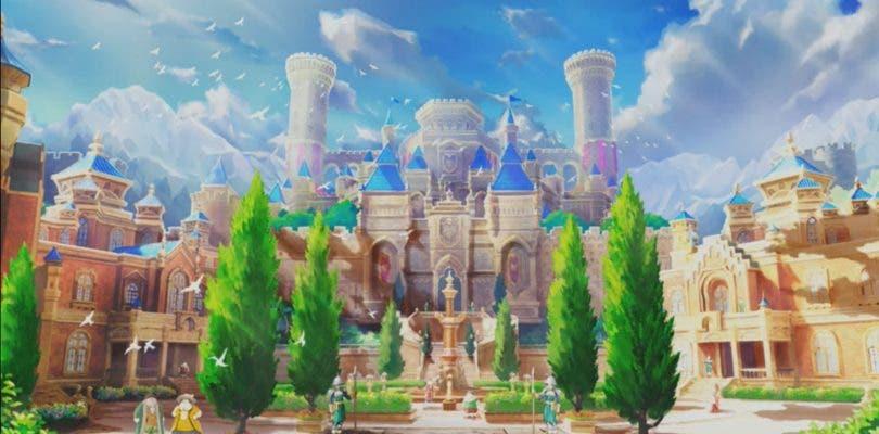 Nuevos datos e imágenes de Dragon Quest XI para PS4 y Nintendo 3DS