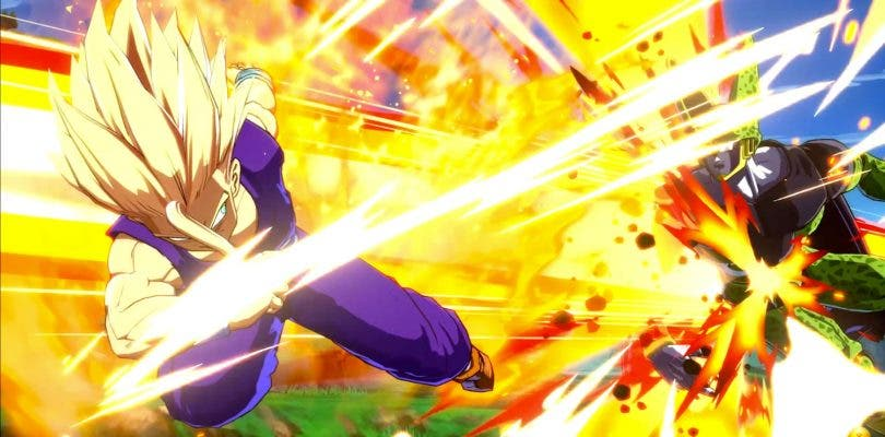 Dragon Ball FighterZ se luce en un nuevo y espectacular gameplay