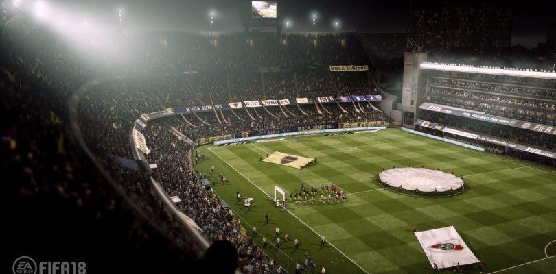 EA Sports muestra en vídeo la ambientación de los estadios en FIFA 18