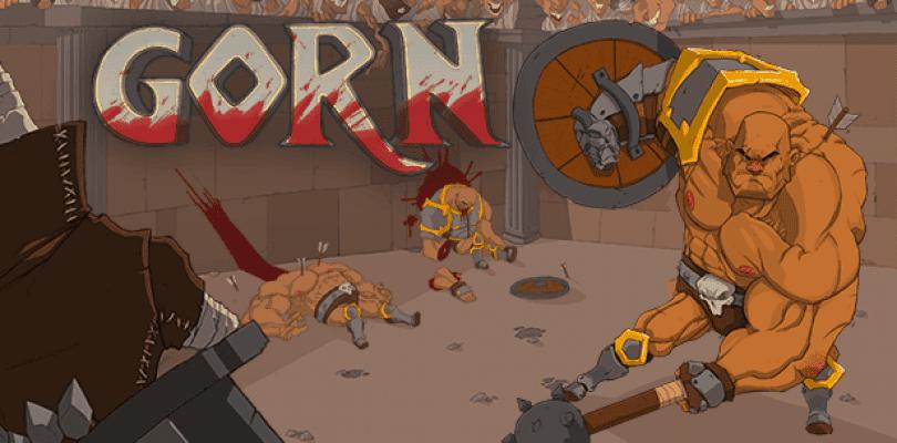 El juego de gladiadores GORN para VR llegará a Early Access