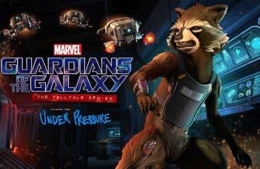 Guardianes de la Galaxia de Telltale muestra tráiler del episodio 2