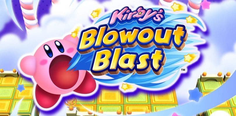 Kirby's Blowout Blast es considerado el primer Kirby 3D