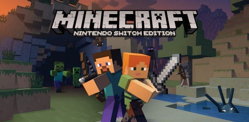 Minecraft para Switch no tendrá multijugador crossplay hasta 2018