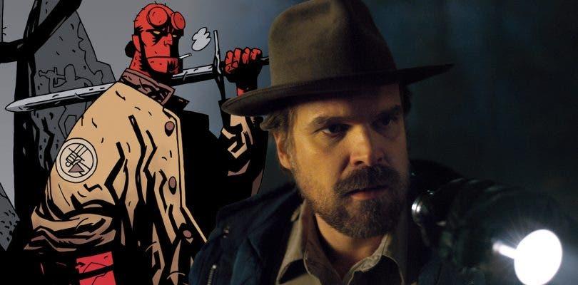 Vemos la primera imagen del set de Hellboy: Rise Of The Blood Queen