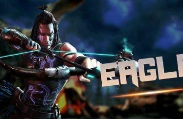 Nuevos vídeos de Killer Instinct muestran a Eagle en acción