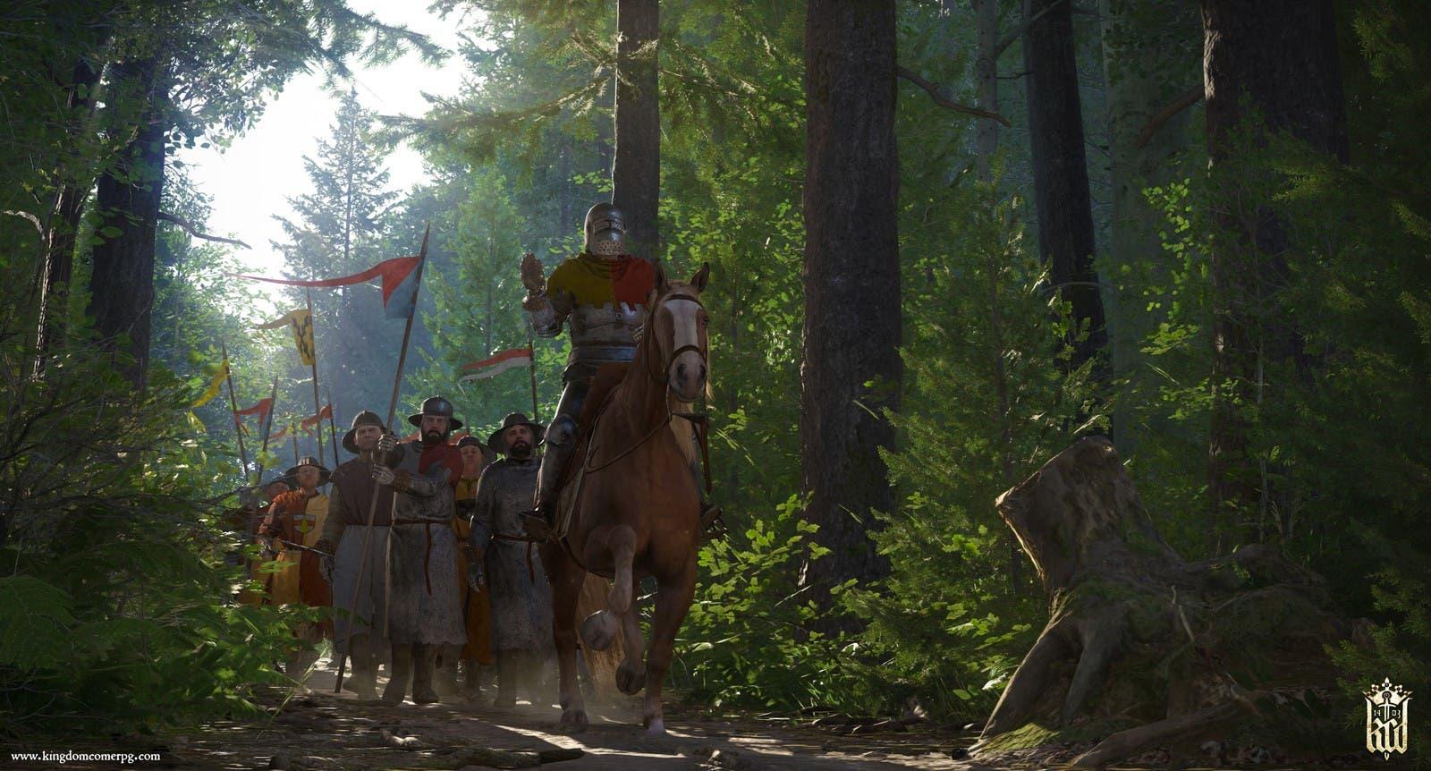Imagen de Anunciada la fecha de lanzamiento del nuevo DLC de Kingdom Come: Deliverance