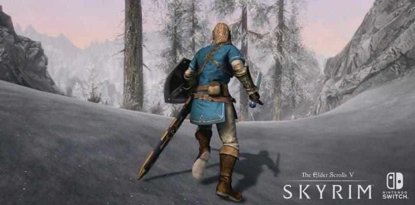 Bethesda cuenta cómo ha sido colaborar con Nintendo en Skyrim