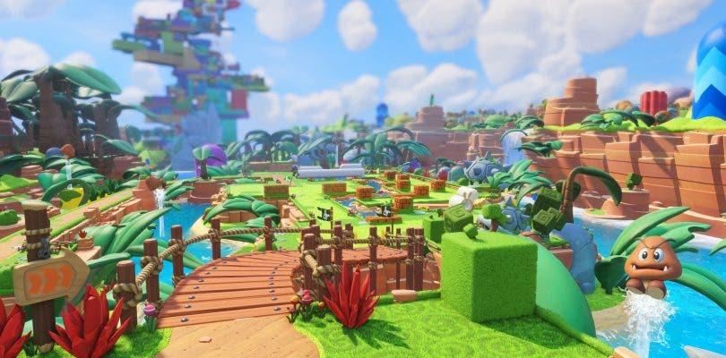 Mario + Rabbids Kingdom Battle enseña un nuevo nivel y jefe final