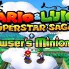 Mario & Luigi: Superstar Saga + Bowser's Minions llega a 3DS este año