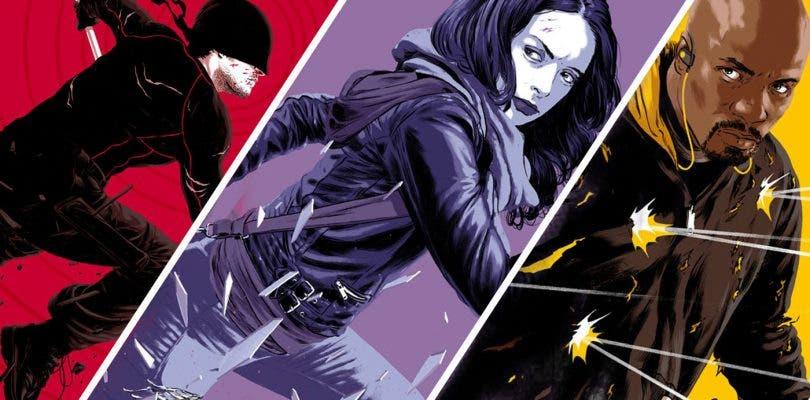 Netflix estrenaría Jessica Jones, Luke Cage y Daredevil en 2018