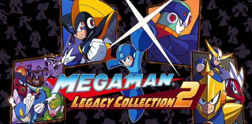 Capcom anuncia oficialmente Mega Man Legacy Collection 2