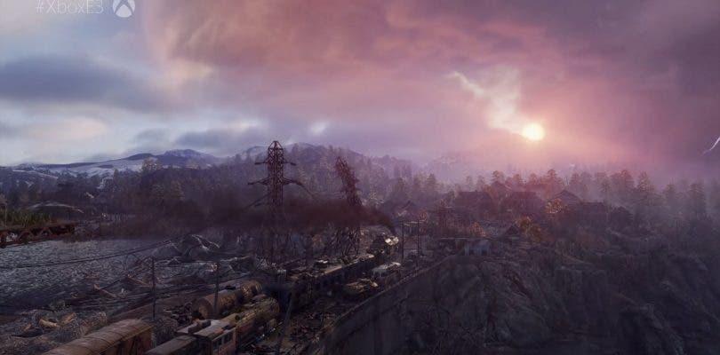 Metro Exodus se anuncia con un espectacular gameplay