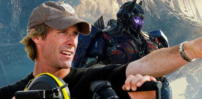 Michael Bay quiere una cinta de Transformers con calificación adulta