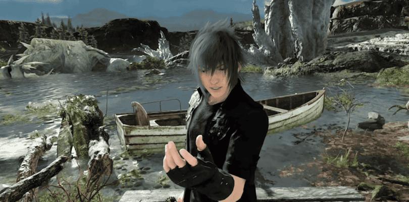 Anunciado Monster of the Deep: Final Fantasy XV para realidad virtual
