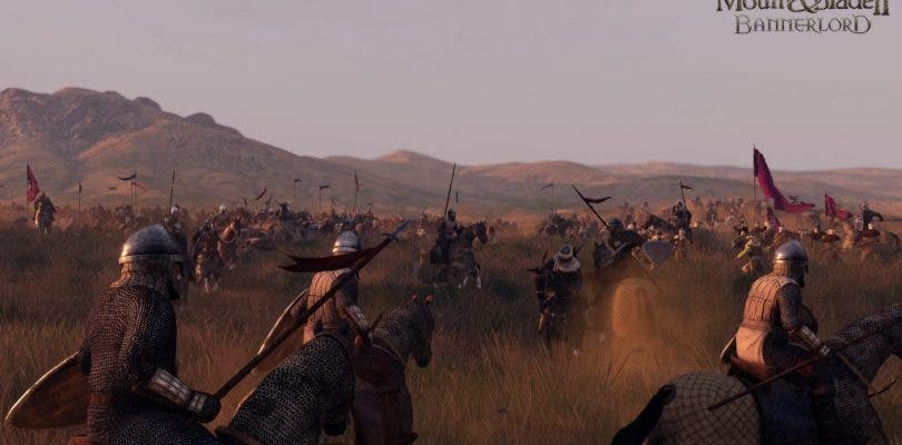 Mount and Blade 2: Bannerlord se luce en un nuevo gameplay