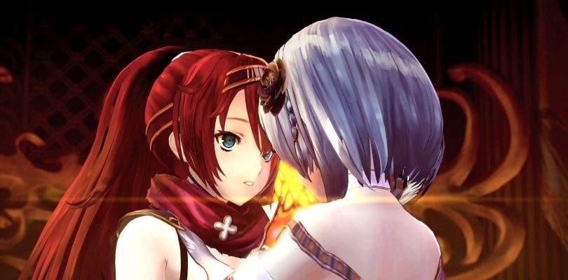 Así lucirá Nights of Azure 2: Bride of the New Moon en Nintendo Switch