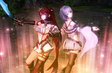 Nights of Azure 2: Bride of the New Moon exhibe su primer gameplay
