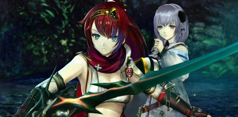 Nights of Azure 2: Bride of the New Moon llegará a Occidente