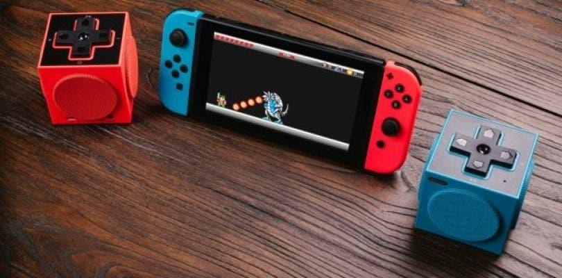 8Bitdo anuncia un mando para Switch basado en Super Nintendo